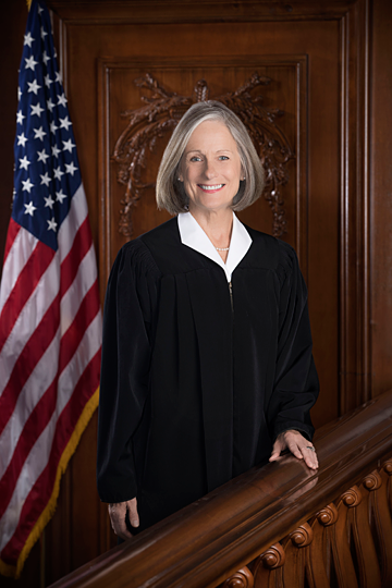 Judge Kristina  Pickering