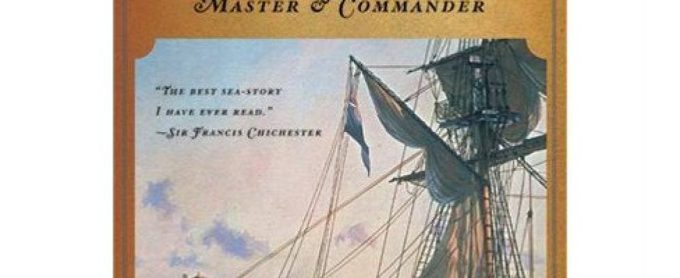 Master and Commander by Patrick O
