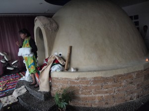 The Temazcal at the W Hotel, Mexico City