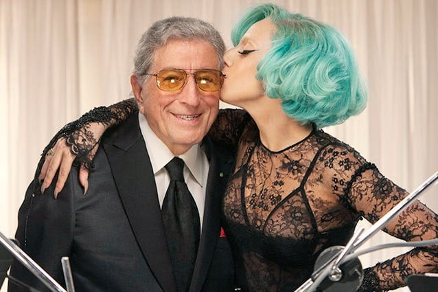 Tony's Kindness Brought Out a New Lady Gaga