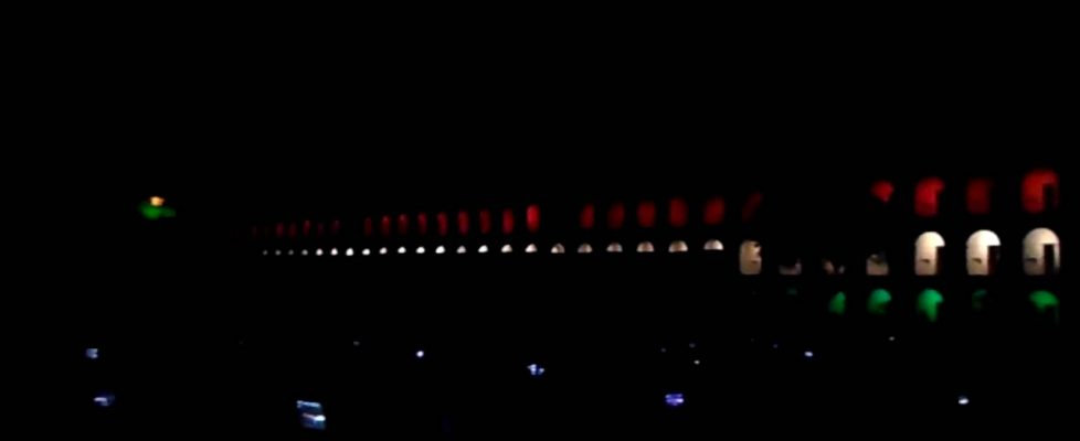 A Short Video Clip from the Light and Sound Show at the Cellular Jail, Port Blair, Andaman