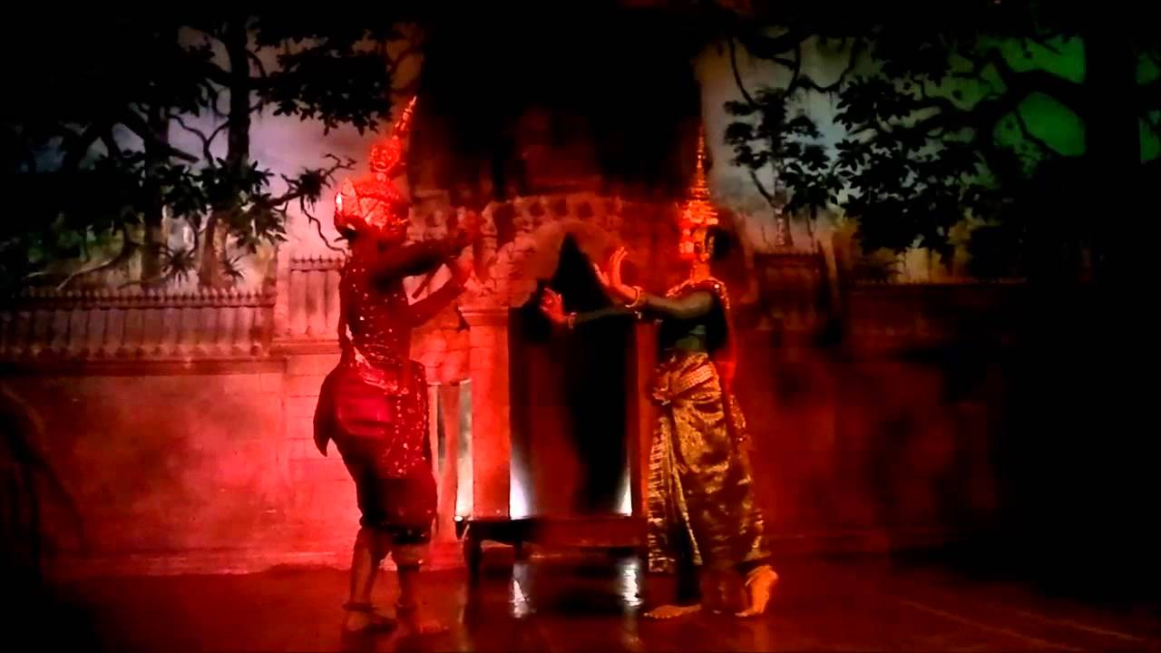 Dances from Cambodia- A Video