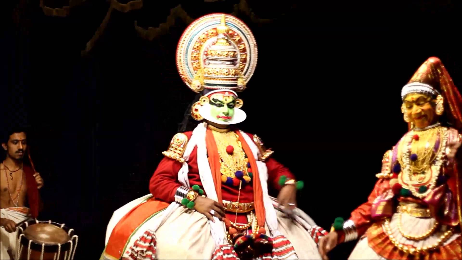 Dances of Kerala- A Video