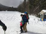 Waterville Valley: Skiing with the Big Boss