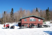 Snowmobiling in Vermont