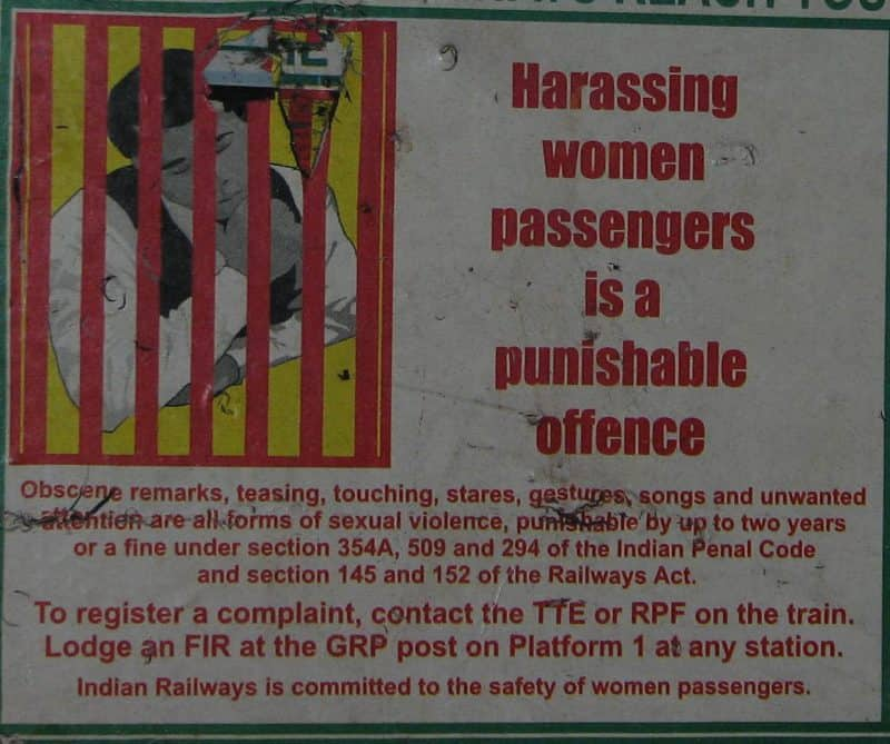 A Step Backward for Women Travelers in India