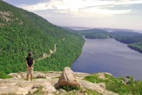 Revisiting South Bubble in Acadia National Park
