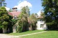 Scenic Houses by the Hudson Valley