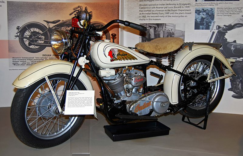 Pic(k) of the Week – Indian Motorcycle of Springfield