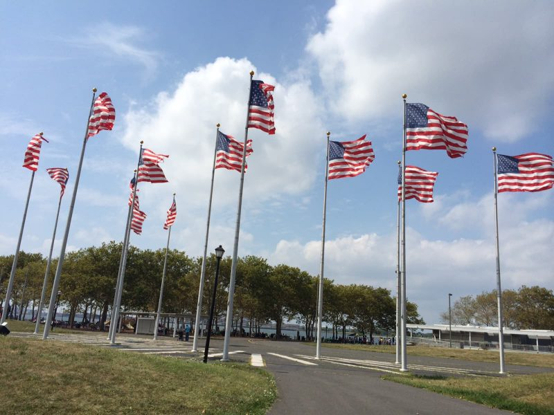 Pic(k) of the Week – Liberty State Park on Labor Day Weekend