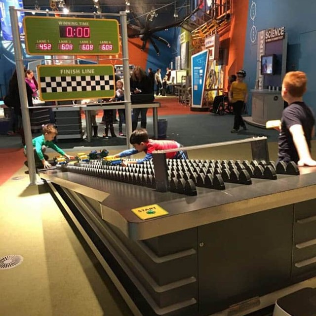 A Day Trip to Connecticut Science Center in Hartford