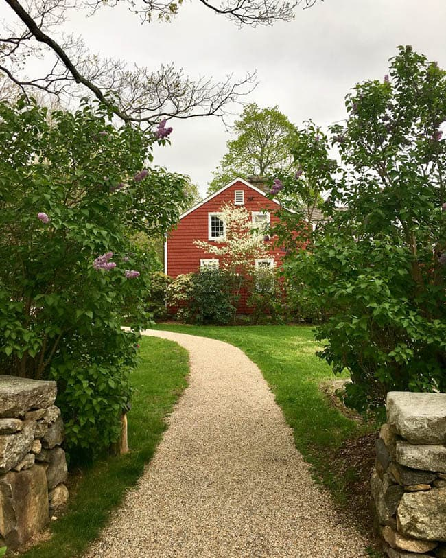 Weir Farm in Wilton, Connecticut