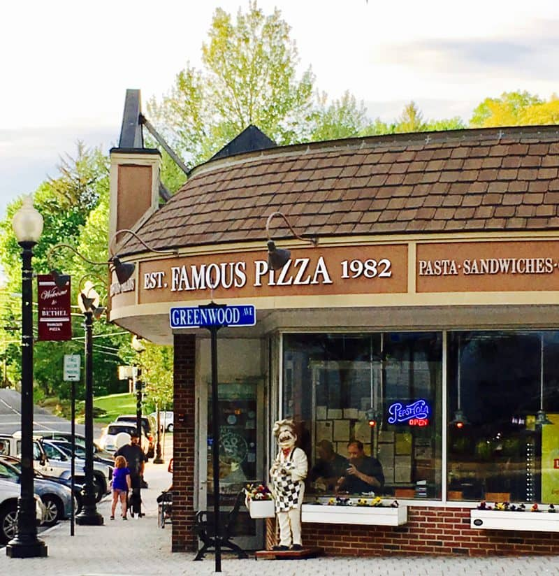 Famous Pizza in Bethel CT