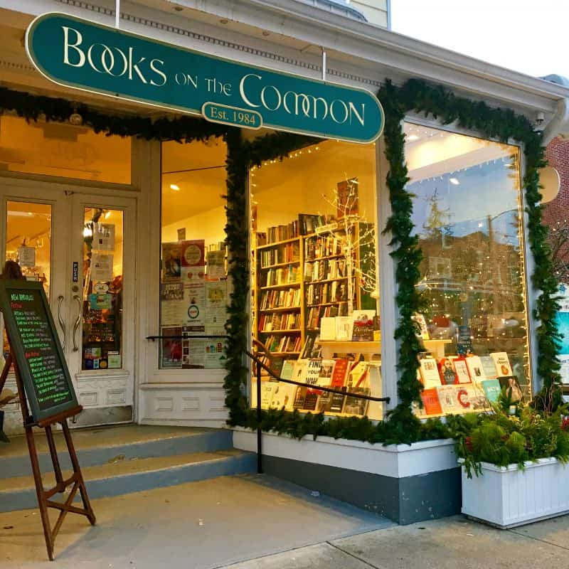 Books in the Common, Ridgefield, CT