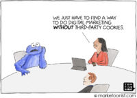 Digital Marketing - No More Cookies!