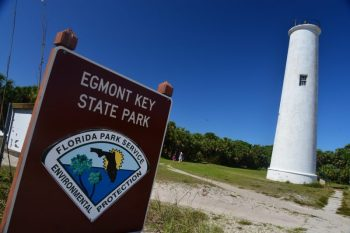 Exploring the sands of time at Egmont Key