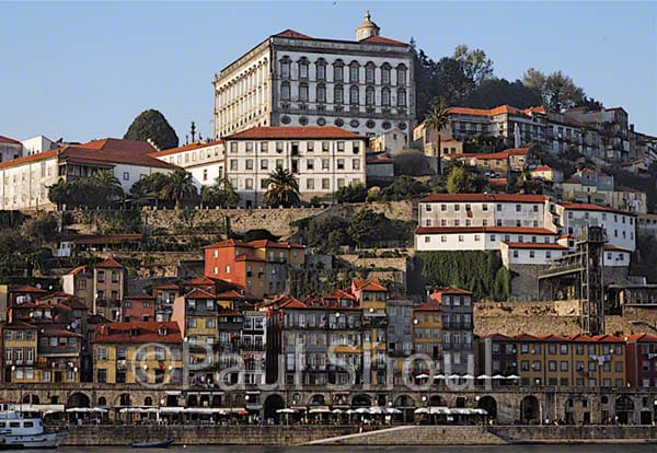 oporto portugal photo © paul shoul