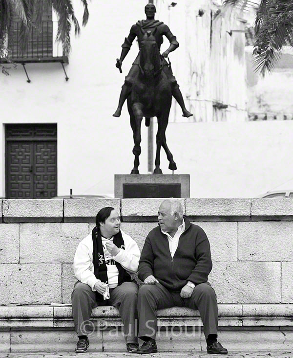 almagro plaza mayor a conversation in spain