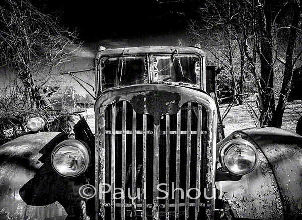 Old truck in Vermont