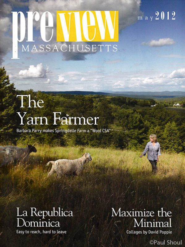 preview massachusetts magazine may cover photo the yarn farmer