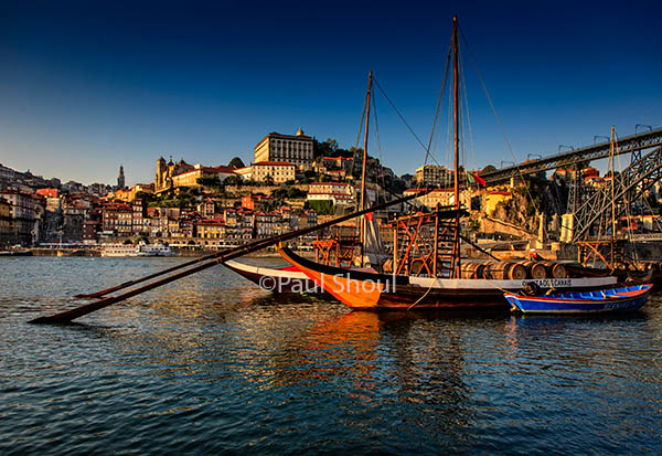rabelo boats-oporto-portugal-paul-shoul