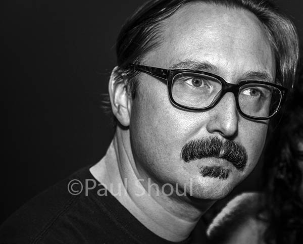 John Hodgman, author, actor and humorist