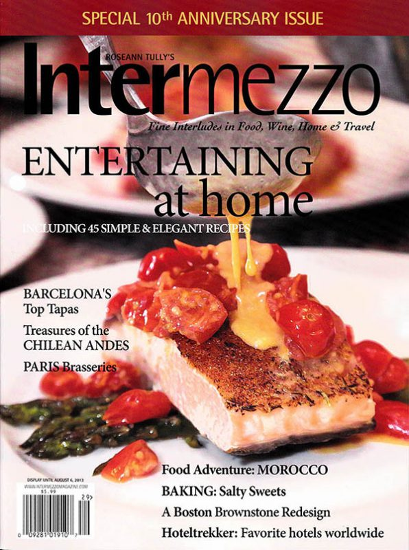 intermezzo magazine cover by paul shoul