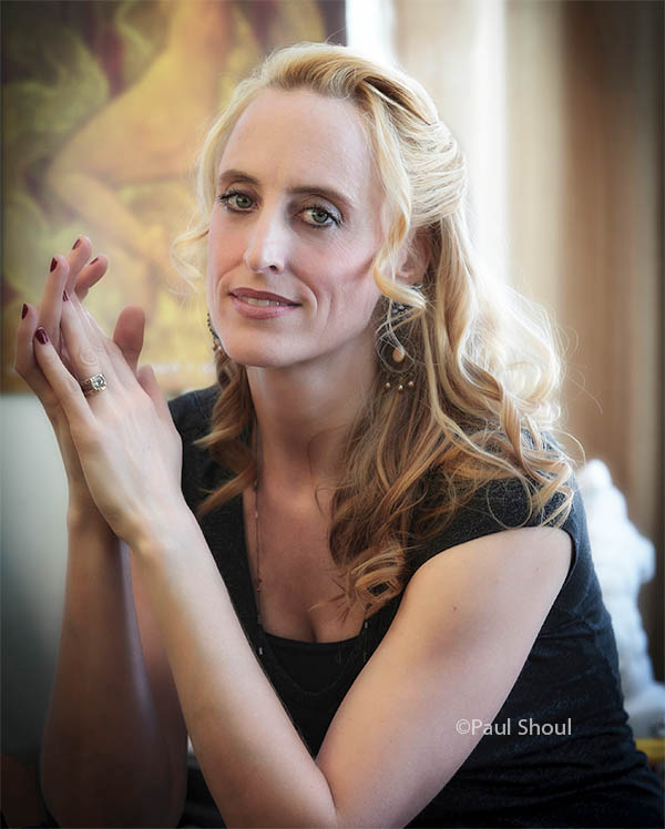 Rebecca Guay photo by Paul Shoul