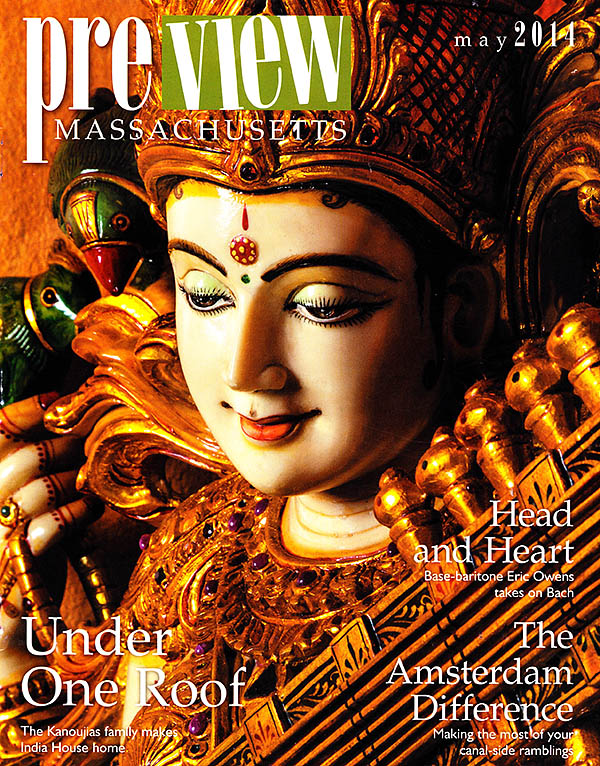 Preview Massachusetts magazine cover by paul shoul