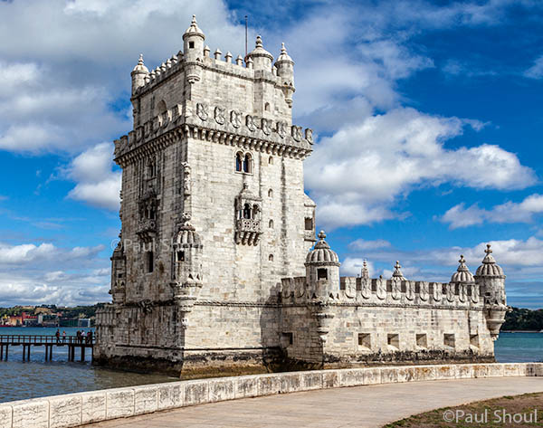 Tower of Belém lisbon portugal