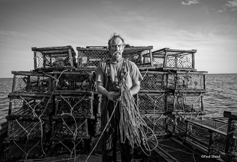 Lobstering Cape Breton Island Nova Scotia