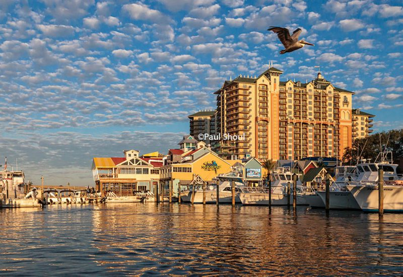 destin florida Harbor Walk Villiage