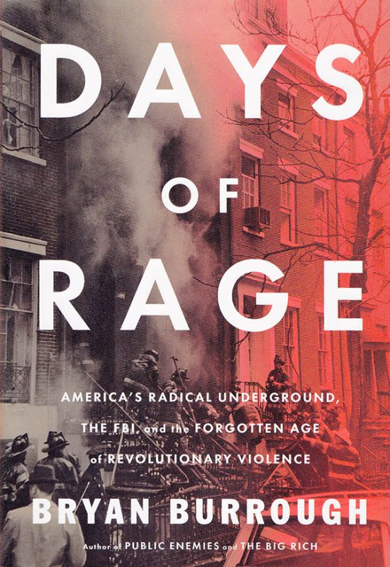days of rage book cover