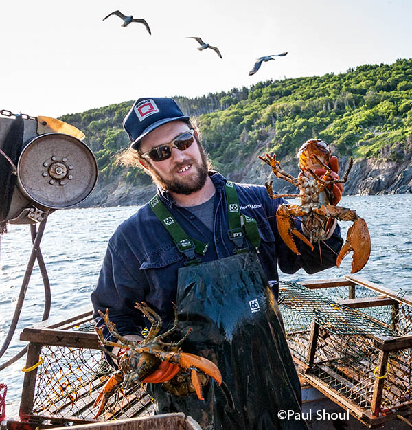 lobster inverness cape breton nova scotia robert gillis