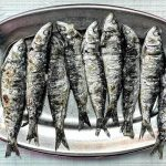 Eating Algarve. Grilled Sardines.