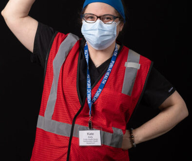 Northampton photographer Paul Shoul creates 'Getting Vaccinated' photo project to inspire others to get a COVID vaccine
