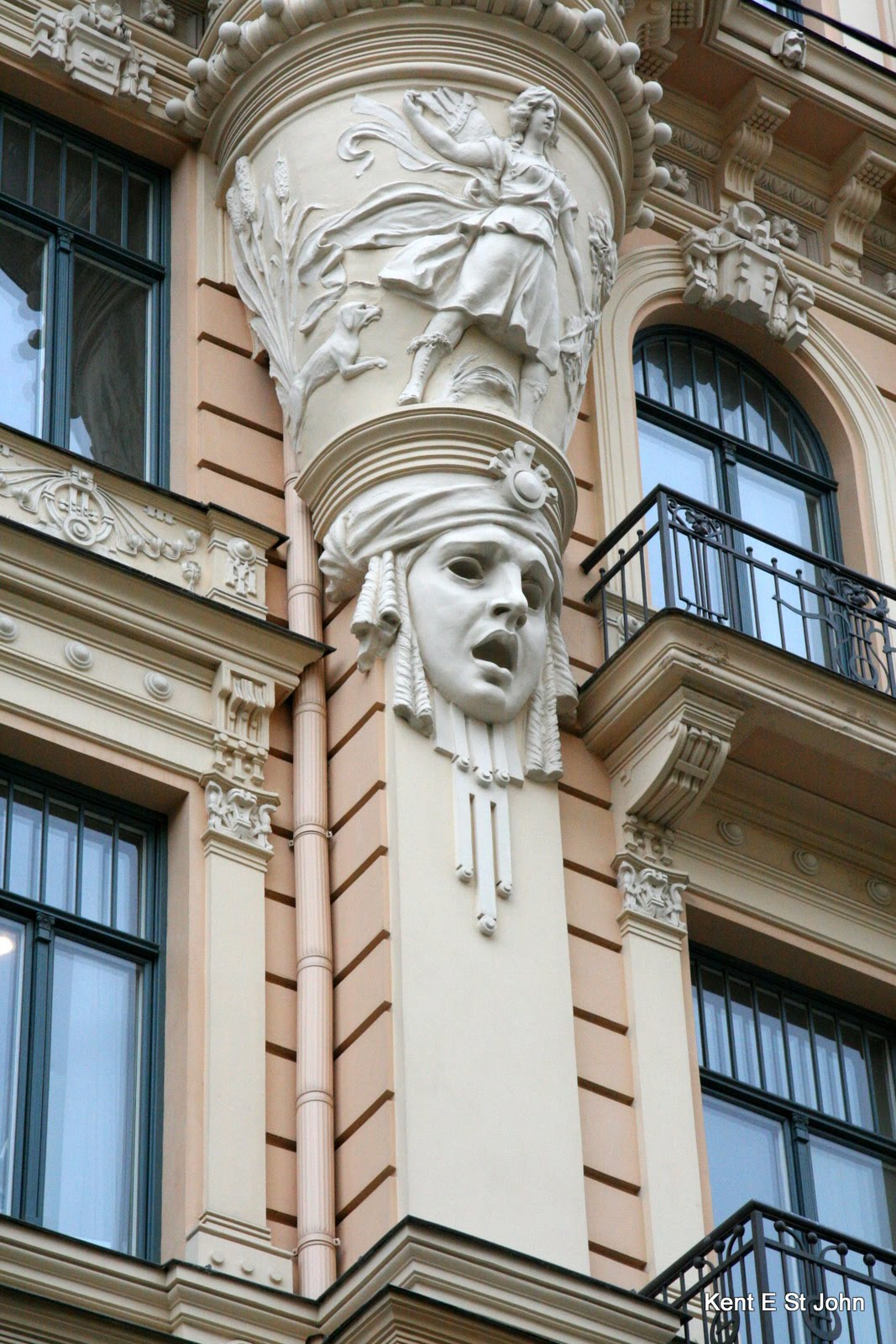 art nouveau in riga latvia be our guest