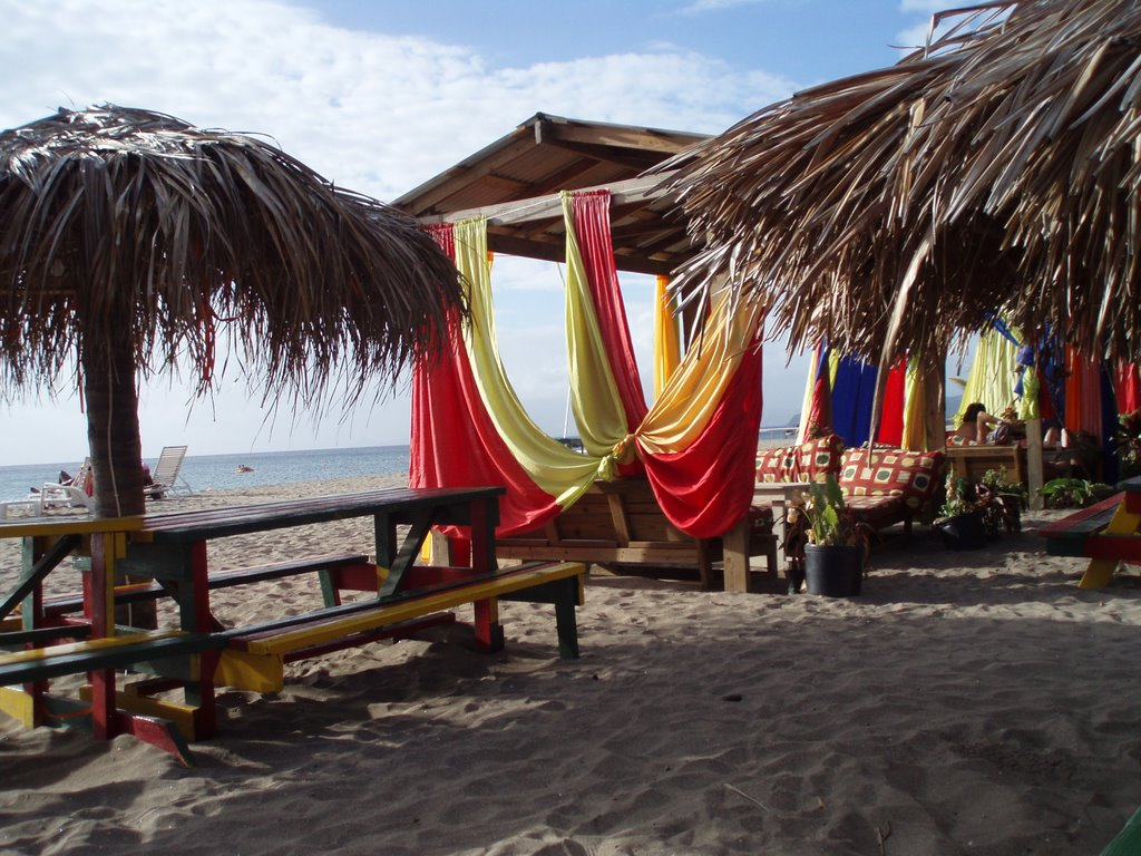 Nevis S Beach Bars Be Our Guest