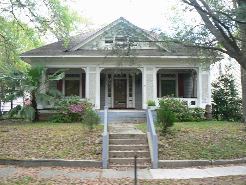 Cajun And Creole Cottages In Mobile